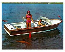 1967 Chris Craft 17 Custom Ski Power Boat Factory Photo uc8847