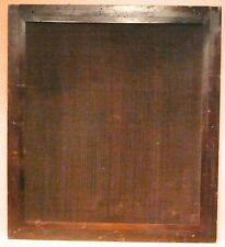 "vintage * PHILCO RADIO CONSOLE:  BACK DOOR PANEL - 21 & 3/8""  x  23 & 7/8"""