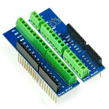 Screw Shield With Headers For Arduino
