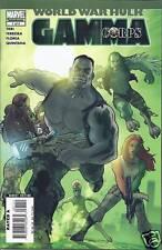 World War Hulk Comic Issue 1 Gamma Corps Modern Age 2007 First Print Frank Tieri