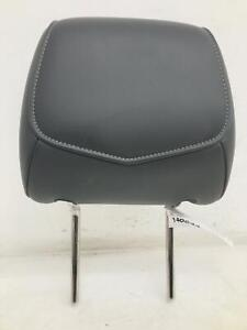 2014 CADILLAC ATS FRONT RIGHT HEADREST BLACK LEATHER OEM