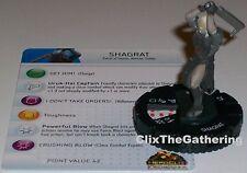 Shagrat #008 Señor de los Anillos Esdla Heroclix