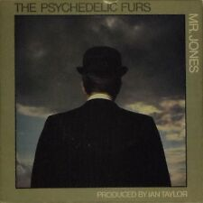 "THE PSYCHEDELIC FURS 'MR. JONES' UK PICTURE SLEEVE 7"" SINGLE"