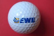 Pelota de golf con logo-Ewe-energía-golf logotipo Ball/logo pelotas para la buena suerte
