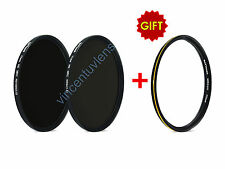 NJYTouch 77MM Neutral Density ND64 ND1000 With 77mm MRC UV Filter