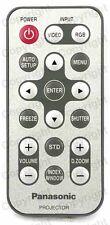Panasonic PT-LC56E Genuine Original Remote Control