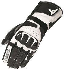 Held Evo Thrux Motorradhandschuhe Größe: XXL (11) Schwarz-Weiß