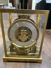 Rare 1950's Model 526-5 Jaeger LeCoultre Atmos Mantle Clock Serial #75555