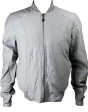 Eleven Paris Men's NUNS V3 Varsity Jacket Grey (EPJK029)