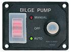 Sea Dog 423046-1 Splash Garde Bilge Pump Switch Panels photo