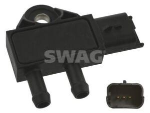 SWAG Exhaust Pressure Sensor 62 93 7120 fits Citroen C5 2.0 HDi (DC), 2.0 HDi...