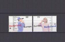 NETHERLANDS, EUROPA CEPT 1989, CHILDREN'S GAMES, MNH
