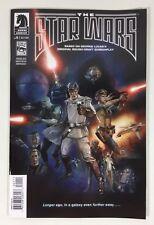 The Star Wars (2013) #1 Dark Horse Comics Lucas Draft NM to MINT - NOT GRADED