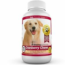 New listing Amazing Cranberry for Dogs Pet Antioxidant, Urinary Tract Support Prevents and E
