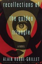 Recollections of the Golden Triangle by Alain Robbe-Grillet (1994, Paperback,...