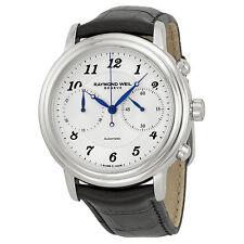 RAYMOND WEIL Maestro AUTO Chrono Gents Watch 4830-STC-05659 - RRP £1895 - NEW