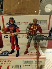 Marvel legends lot thunderbird and deathlock action figure