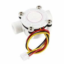 Taidacent G14 Liquid Water Flow Sensor Switch Flowmeter Counter Dc5v 03 6l