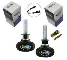 Kit Vega® Q4 FULL LED CSP 2 ampoules H1 360° 7000 lumens Couleur Xénon 6000K