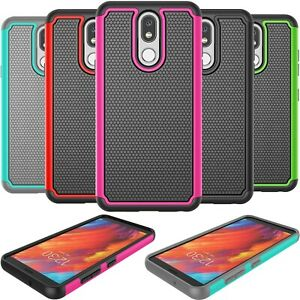 For LG Aristo 4+/Journey LTE/Prime 2/Escape Plus Phone Case Silicone Hard Cover