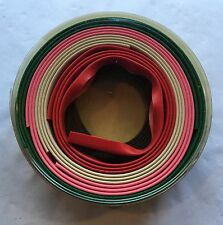 Vintage Eight Color Leather Like Vinyl Edging Sewing Notions Trim