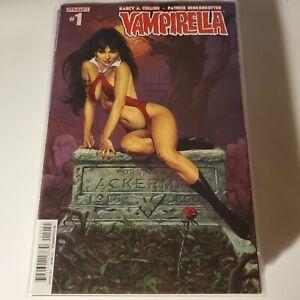 Vampirella #1 Joe Jusko Variant (Dynamite, 2014) 1st Print 9.2/NM- NEW/UNREAD
