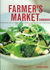 SPEVACK COOKERY BOOK FARMERS MARKET SEASONAL PRODUCE 140 RECIPES pbk BARGAIN new