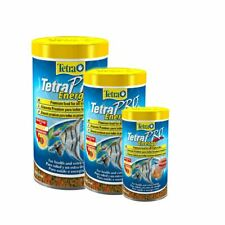 TETRA PRO ENERGY AQUARIUM TROPICAL FISH FOOD CRISPS DAILY DIET TETRAPRO FEEDING