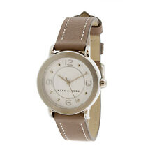 Marc Jacobs Women's Riley MJ1472 Brown Leather Quartz Fashion Watch