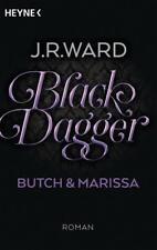 Butch & Marissa / Black Dagger Sonderausgabe Bd.4 von J. R. Ward (2016, Taschenbuch)