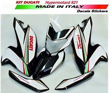 kit adesivi per Ducati Hypermotard 821/939 design tricolore