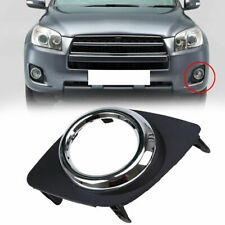 Passenger Side Fog Light Lamp Cover Trim for Toyota RAV4 2009-2013 521280R040