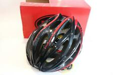 New Bell Gage MIPS Road Bike Helmet Matte Black Red Cycling Small 52-56cm