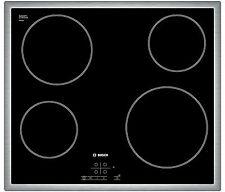 Bosch PKE645B17E Autark Cooktop 60cm Glass Ceramic