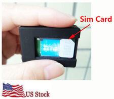Sim Card Spy Mini Ear Bug Listening Device Quad band GSM Voice Activate Device