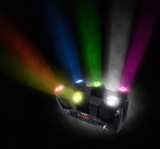 Kam VECTOR 6 Multi HEAD PINSPOT scansione Beam Effetto RGBW LED DISCOTECA DJ EFFETTO