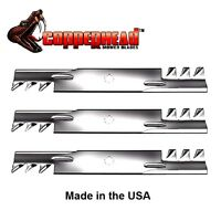 """Copperhead Mulching Toothed Blade fit John Deere GX21784 GX21786 GY20852 48"""""""