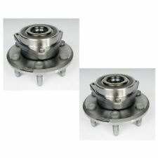 Rear Wheel Hub Bearing Assembly FIT 2009-2016 CHEVROLET TRAVERSE (PAIR)