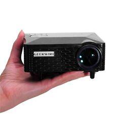 LED BEST PROJECTOR POCKET MULTIMEDIA LED LCD HD 1080P PC AV TV VGA HIGH GRADE