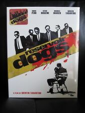 Reservoir Dogs Full Slip A NovaMedia Exclusive Blu-Ray Steelbook New Sealed