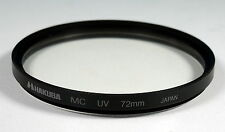 Hakuba MC UV 72e screw-in Filtri/Filtro/filtre - 203168