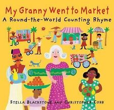 Kids hardcover:My Granny Went to Market:A Round-the-World Counting Rhyme-adventu