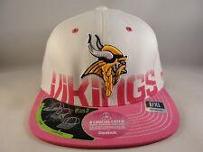 Reebok Minnesota Vikings Breast Cancer Awareness Sideline Player Hat 1e49796d0