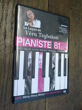 la leçon de Véra Tsybakov  Pianiste n° 81 DVD Bach Heller Chopin Debussy Pachuls