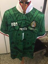 Jorge Campos Goalkeeper t shirt france 98