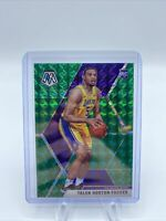 📈 2019-20 Panini Mosaic TALEN HORTON-TUCKER Green Prizm Rookie Card RC - LAKERS