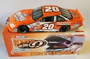 2000 ACTION 1/18 TONY STEWART #20 HOME DEPOT ROOKIE OF THE YEAR PONTIAC
