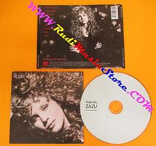 CD ROSIE VELA Zazu 2011 Uk CHERRY POP CRPOP86 no lp mc dvd (CS11)