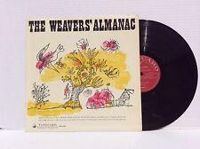 "The Weavers "" ALMANAC "" vinyl LP Vanguard (VRS 9100) 1961 NM"