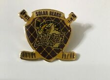Vintage Orlando Solar Bears Pin New